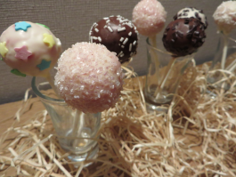 Cakepops Detail